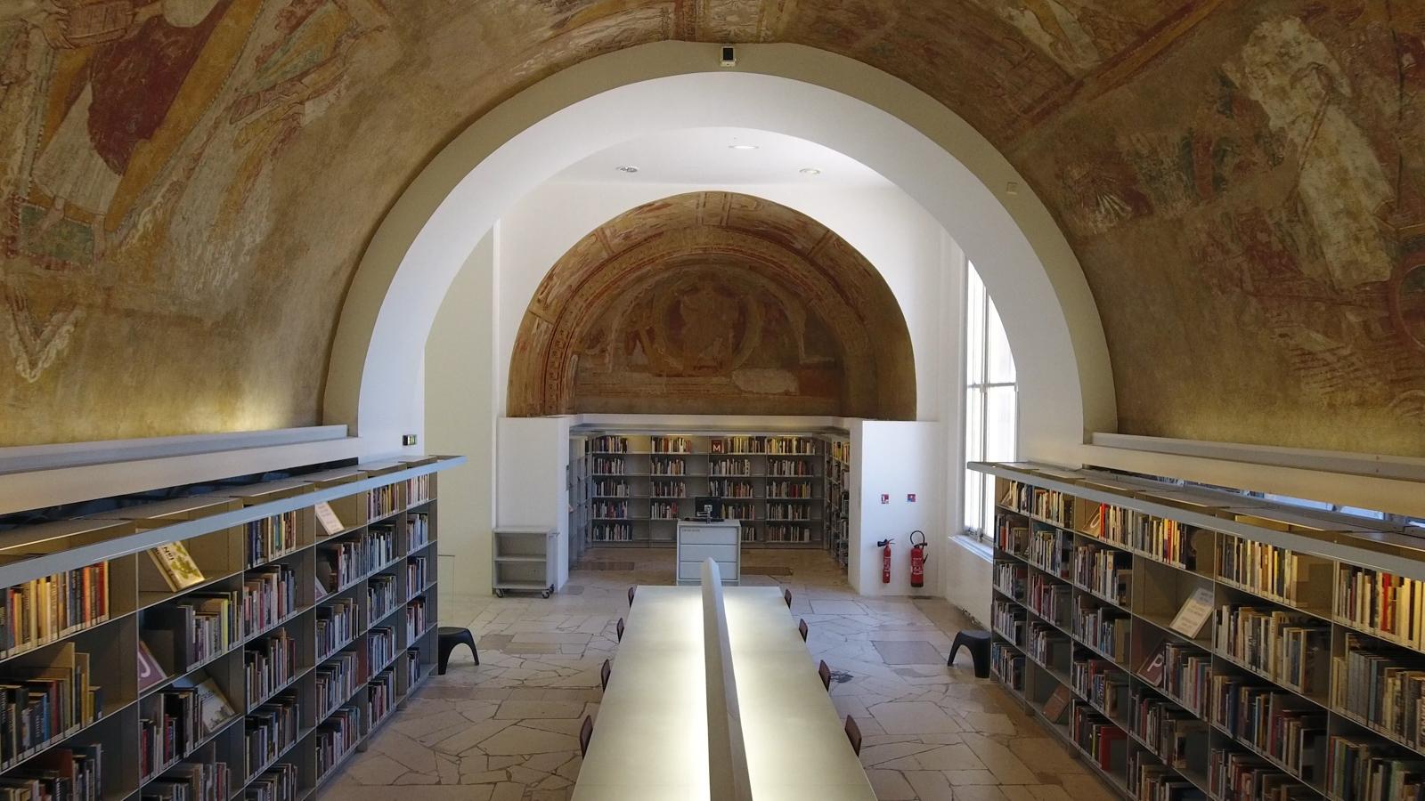 Cité de l'Architecture et du Patrimoine (Bibliothèque)