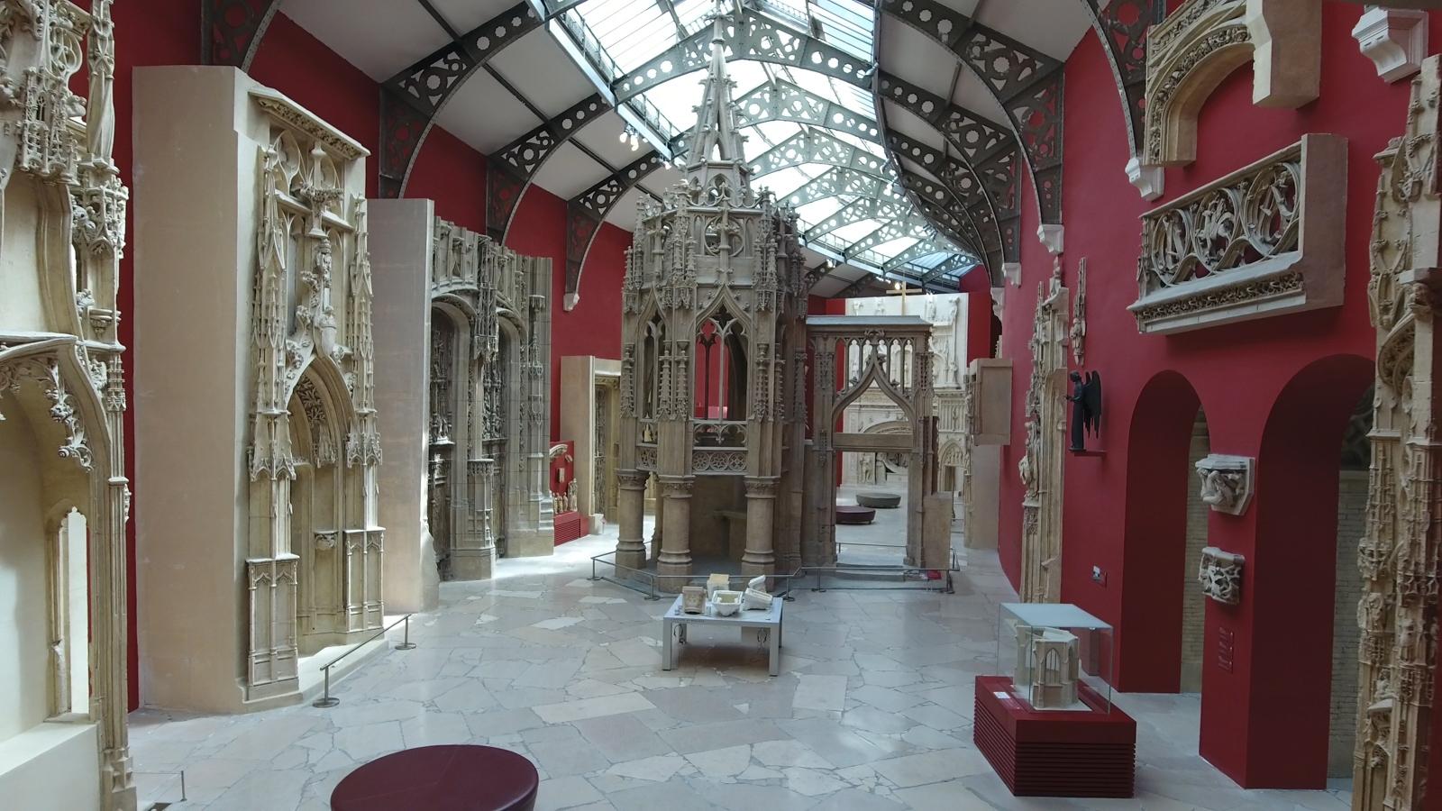 Cité de l'Architecture et du Patrimoine (salle 5)