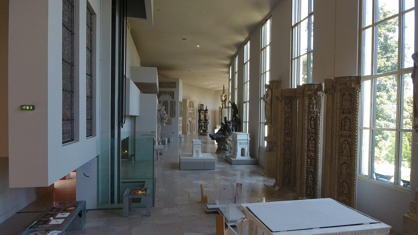 Cité de l'Architecture et du Patrimoine (salle 8)