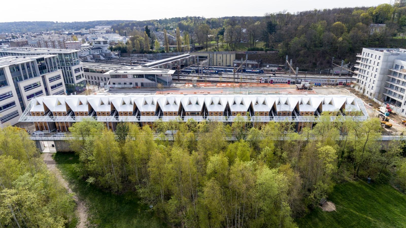 Versailles Chantiers (Drone)